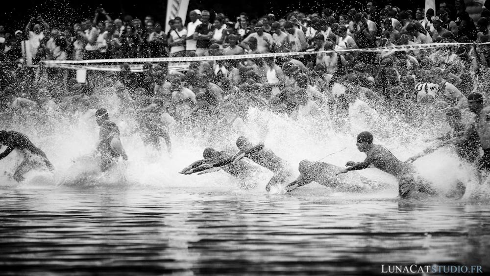 Reportage photo de sport : triathlon et Iron Man