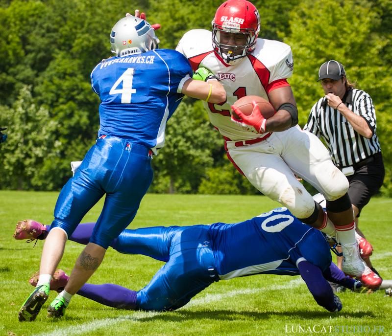photographe Genève football américain