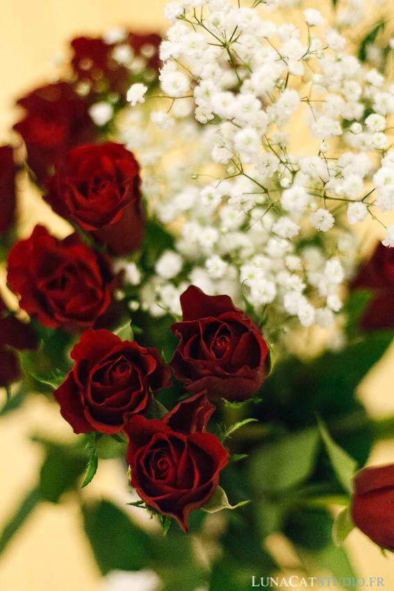 photographe mariage suisse fleurs