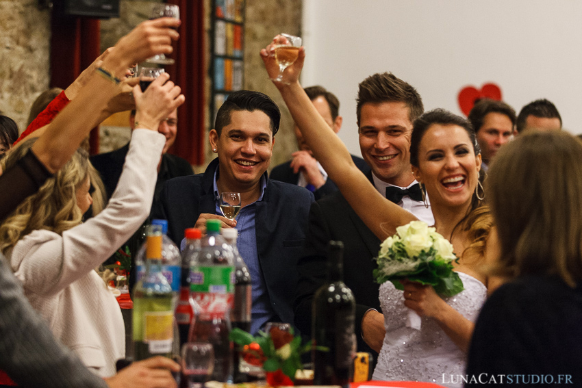 photographe mariage suisse reception dani patrick