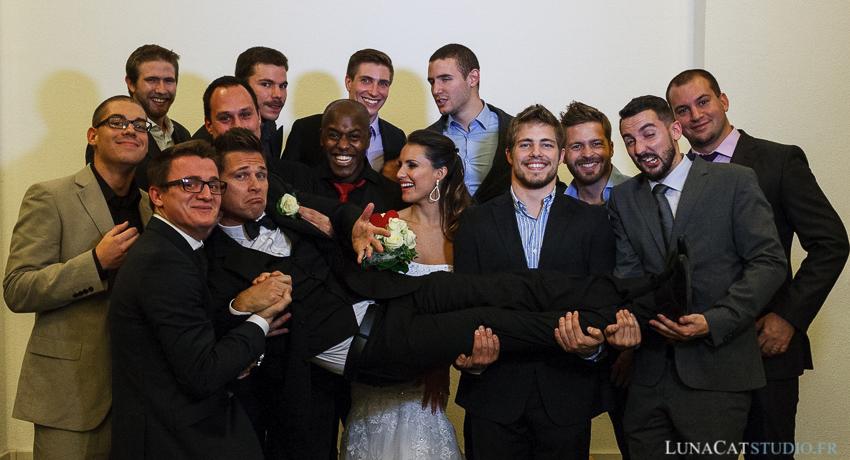 photographe mariage suisse photo groupe