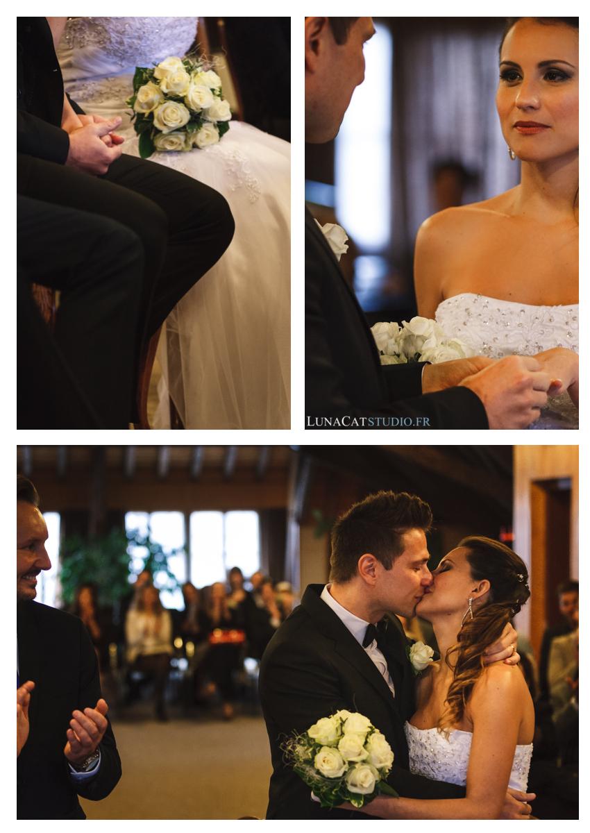 photographe mariage suisse alliances passage maries