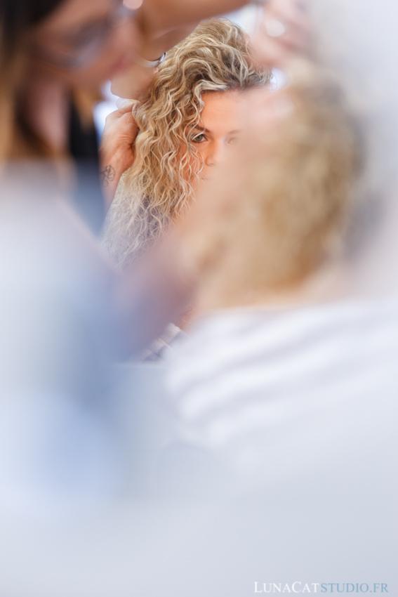 photographe mariage lausanne coiffure mariée