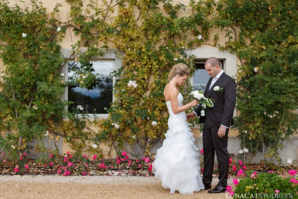 photographe mariage first look