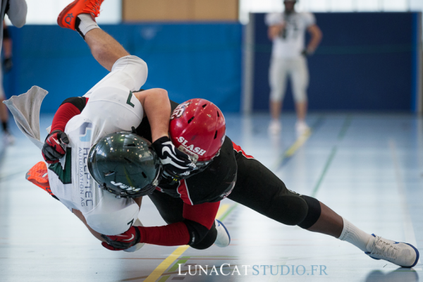 photographe lausanne football americain