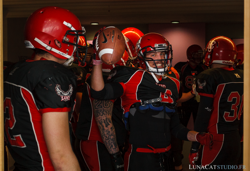 photographe sport lausanne football americain