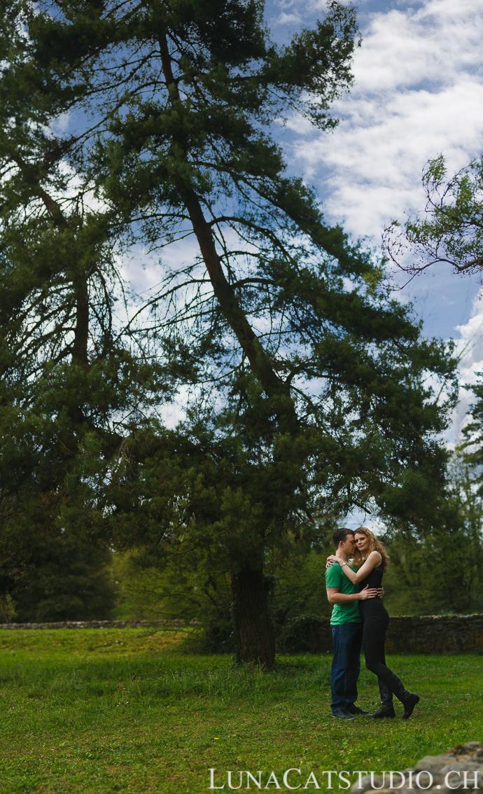 séance photo couple melanie philippe lausanne