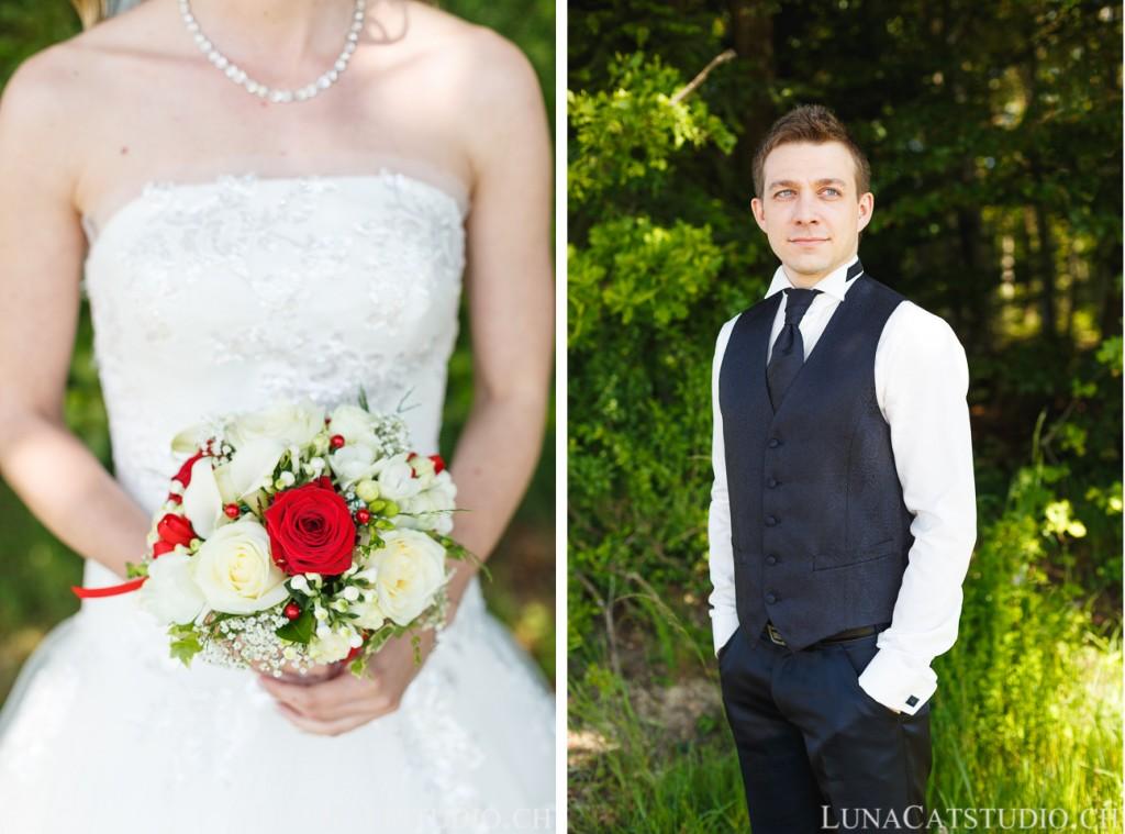Photographe mariage vaud : Melanie & Philippe