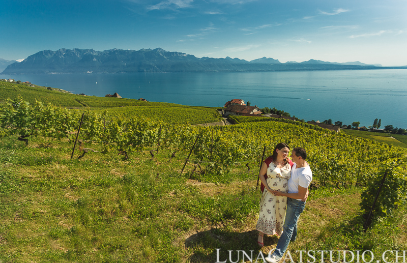 pregnancy photographer lausanne