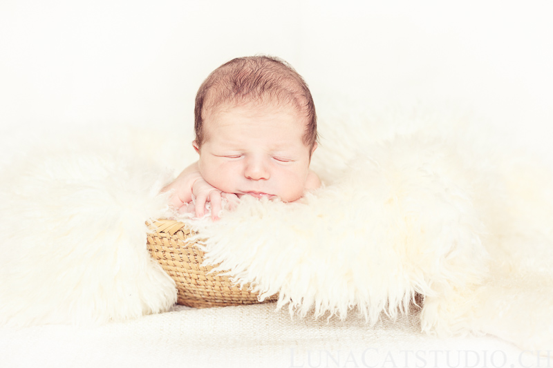 newborn photo lausanne luca