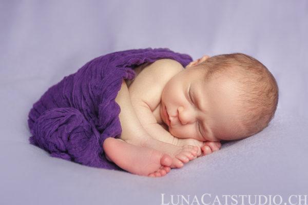 photographe nouveau-né iris