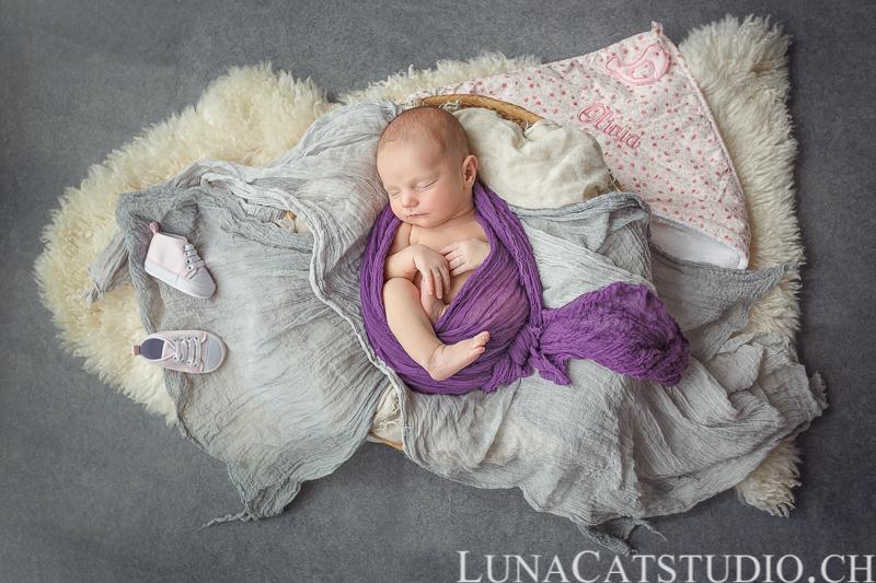photo bebe lausanne Olivia
