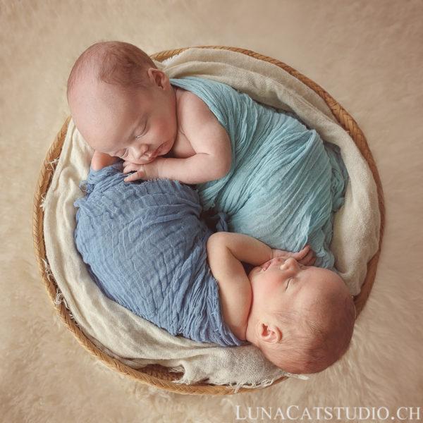photo jumeaux