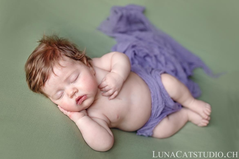 lausanne photographer baby newborn