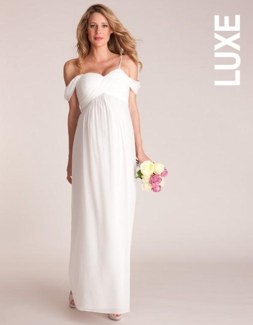 robe de mariée future maman