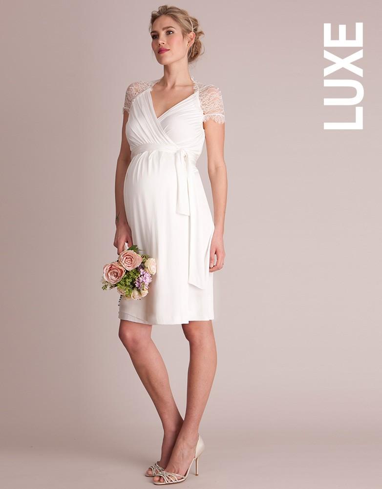 Robe mariage civil grossesse