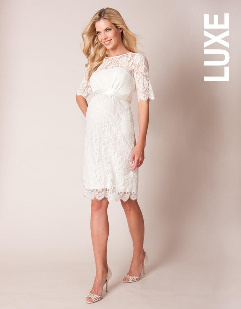 robe de mariée grossesse