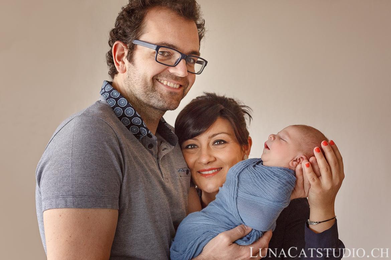 bébé famille morges
