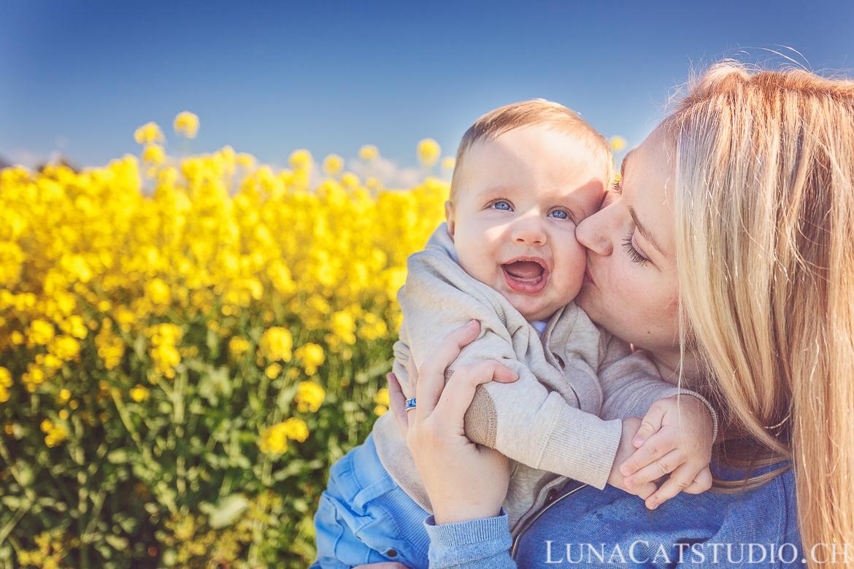 photo bebe maman