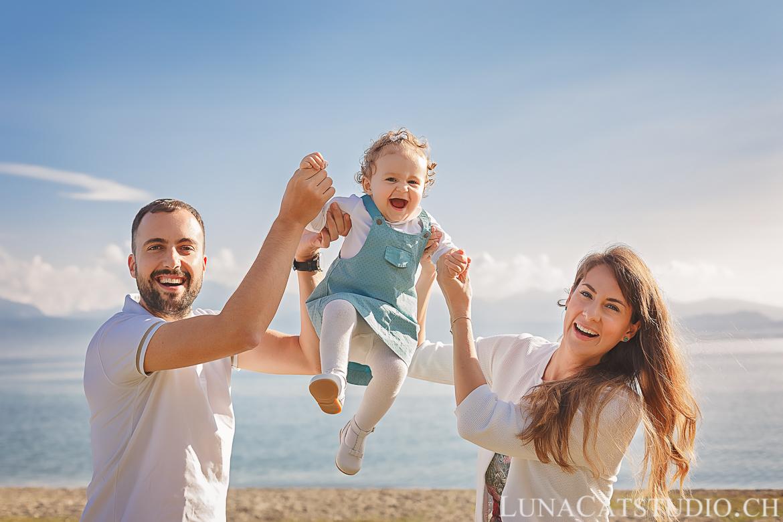 mini-séance photo famille