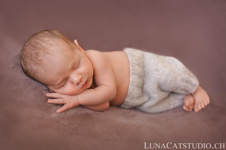 bébé lausanne