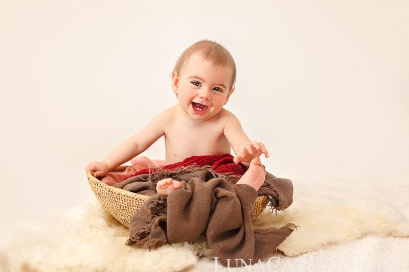 bébé 10 mois