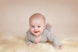 photo bébé 4 mois