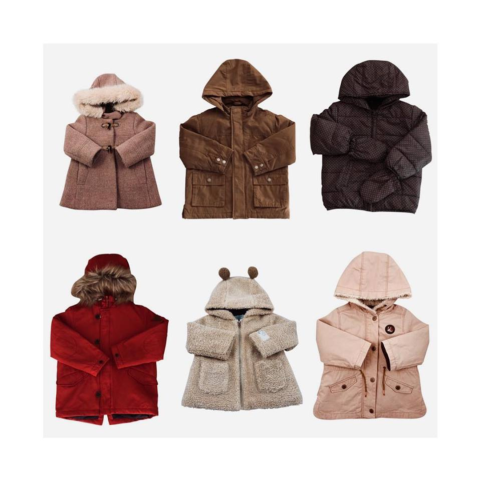 manteau enfant